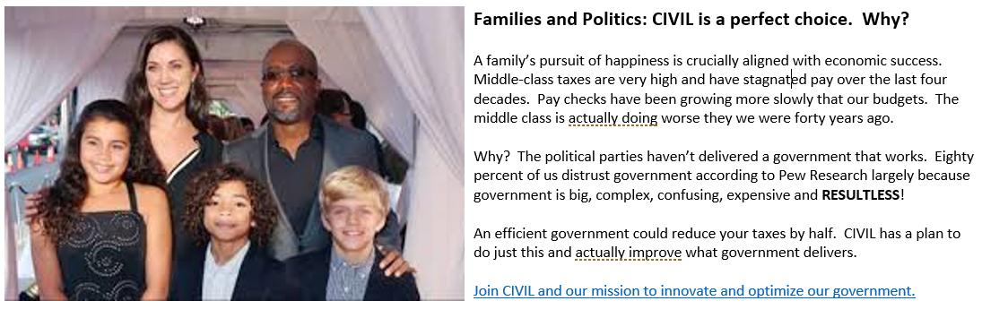CIVIL Families
